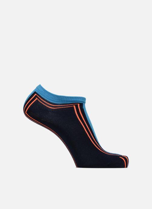Strømper og tights Burlington Tronic SN Blå detaljeret billede af skoene