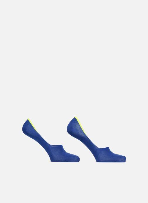 Sokken en panty's Burlington E. day IN 2P Blauw detail