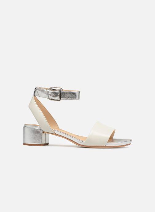 Sandales et nu-pieds Clarks Orabella Rose Blanc vue derrière