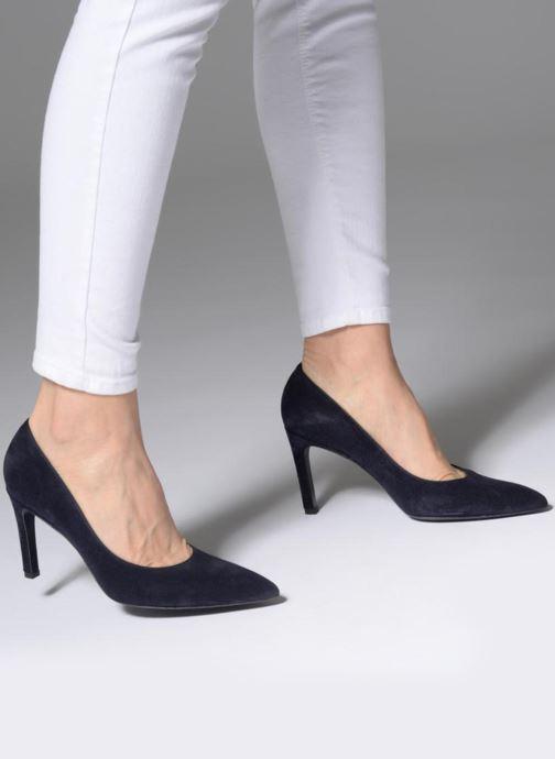 Zapatos de tacón Free Lance Forel 7 Pump Azul vista de abajo