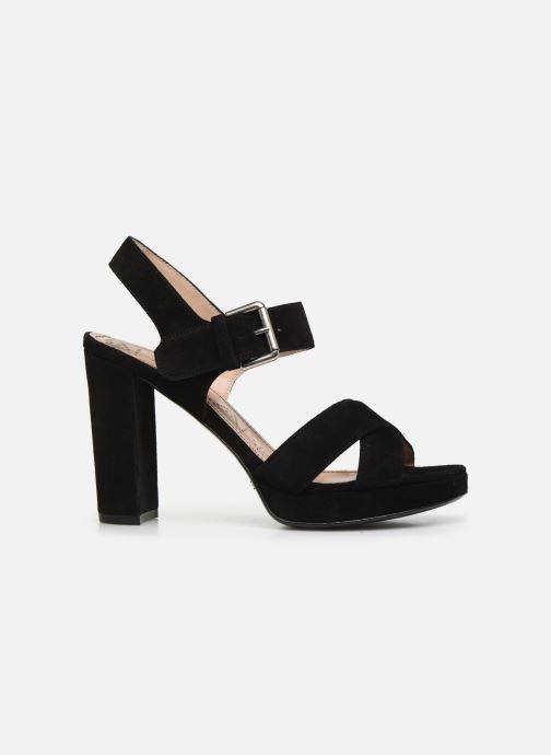 Sandales et nu-pieds Free Lance Elisa 7 Cross Sandal Noir vue derrière