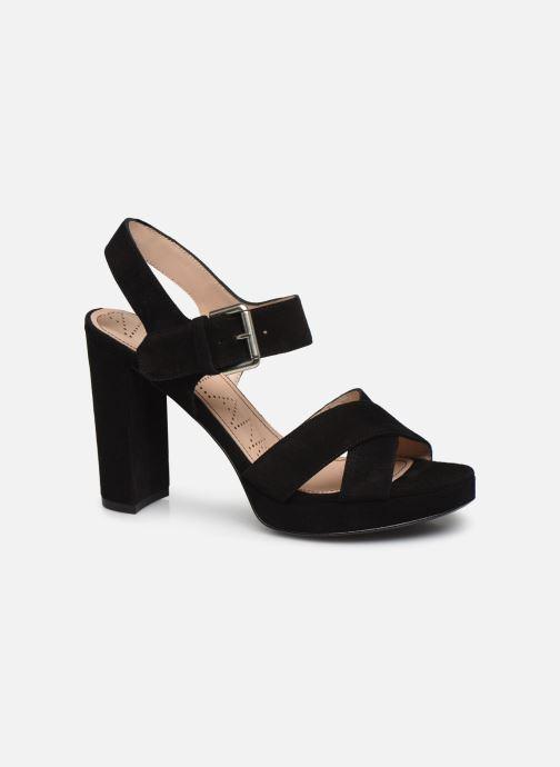Sandales et nu-pieds Free Lance Elisa 7 Cross Sandal Noir vue détail/paire
