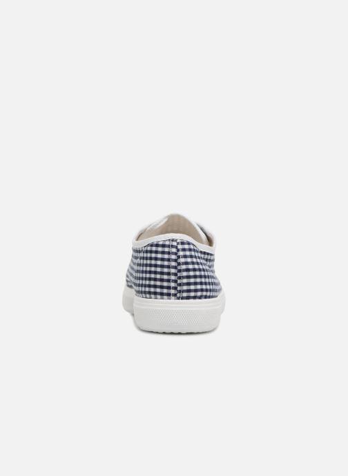 Sneakers Georgia Rose Sachek Blauw rechts