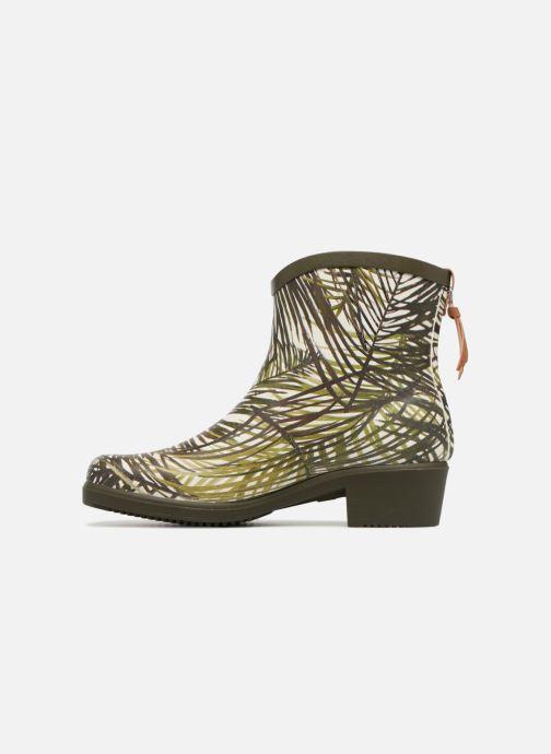 Ankle boots Aigle MIS JUL BOT PRT Multicolor front view