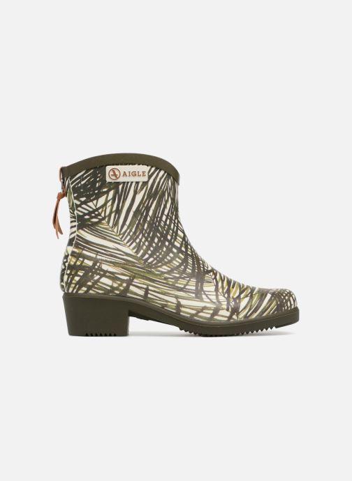 Ankle boots Aigle MIS JUL BOT PRT Multicolor back view