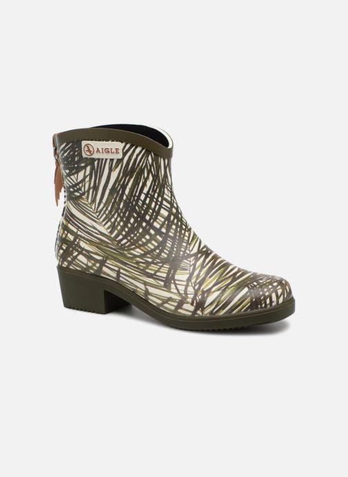Ankle boots Aigle MIS JUL BOT PRT Multicolor detailed view/ Pair view