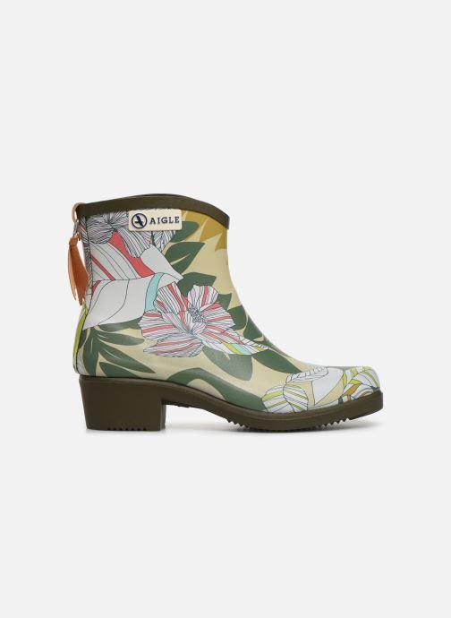 Bottines et boots Aigle MIS JUL BOT PRT Vert vue derrière