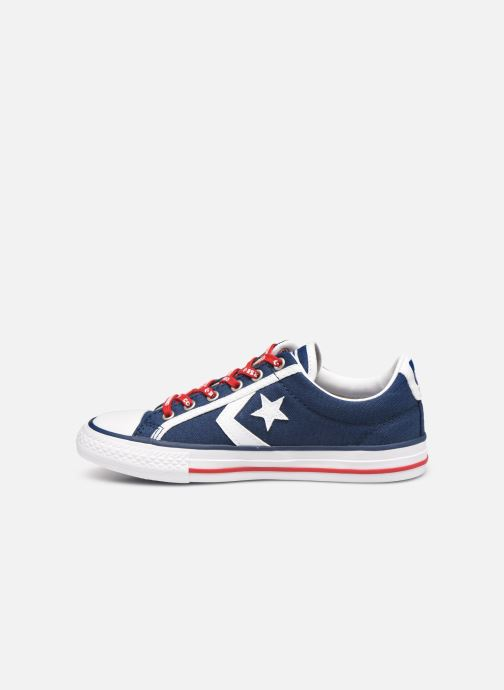 Deportivas Converse Star Player EV Canvas Ox Blanco vista de frente