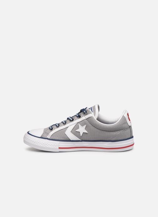 Sneakers Converse Star Player EV Canvas Ox Blauw voorkant
