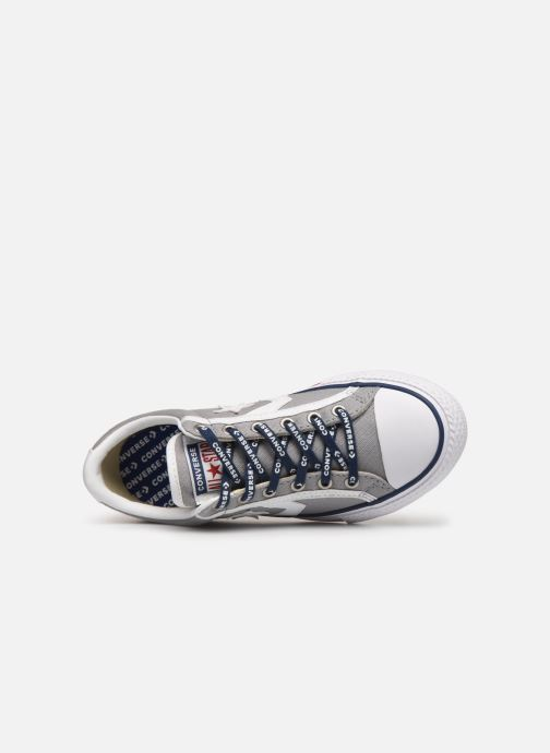 Sneakers Converse Star Player EV Canvas Ox Blauw links