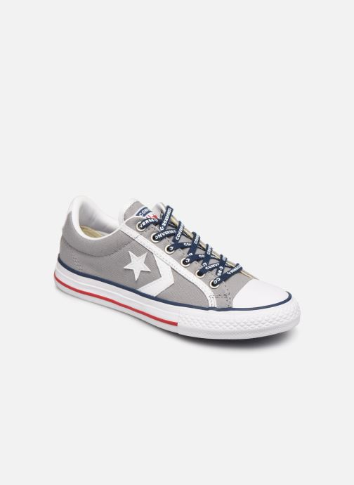 Sneakers Converse Star Player EV Canvas Ox Blauw detail