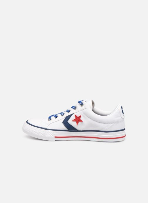 Sneakers Converse Star Player EV Canvas Ox Wit voorkant