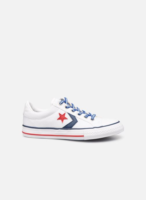 Sneakers Converse Star Player EV Canvas Ox Wit achterkant