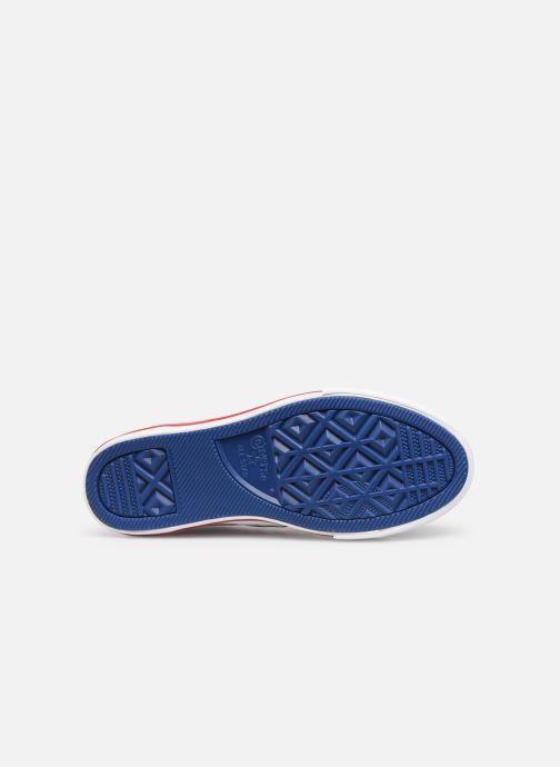 Sneakers Converse Star Player EV Canvas Ox Bianco immagine dall'alto