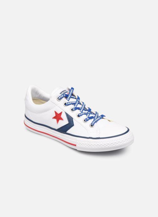 Sneakers Converse Star Player EV Canvas Ox Bianco vedi dettaglio/paio
