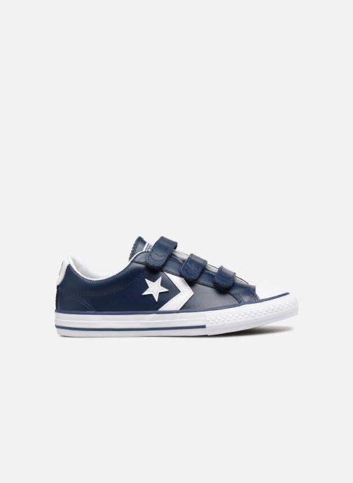 Sneaker Converse Star Player EV V Back To School Ox blau ansicht von hinten