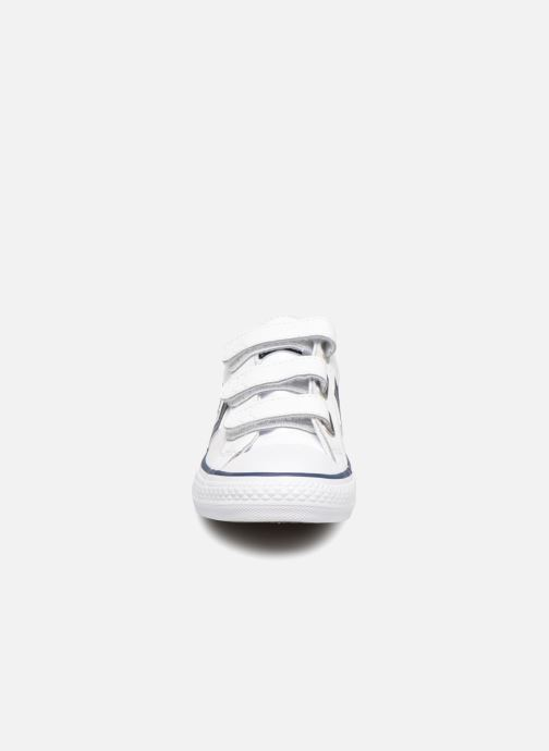 Baskets Converse Star Player EV V Back To School Ox Blanc vue portées chaussures