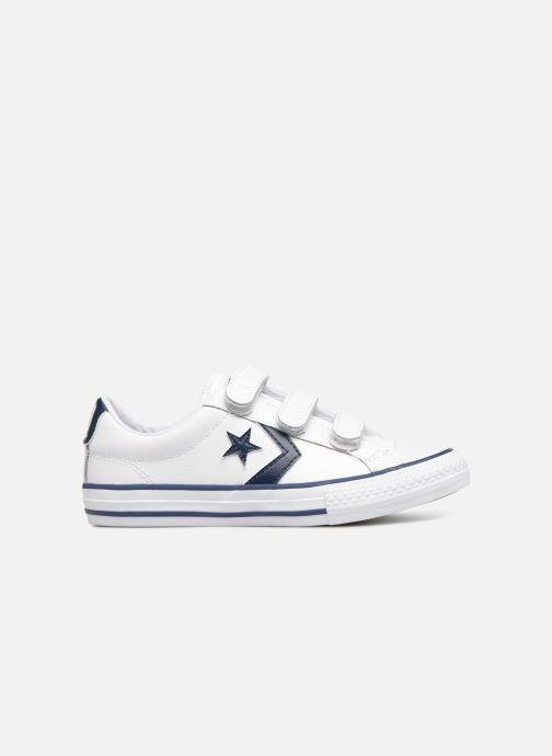 Sneakers Converse Star Player EV V Back To School Ox Wit achterkant