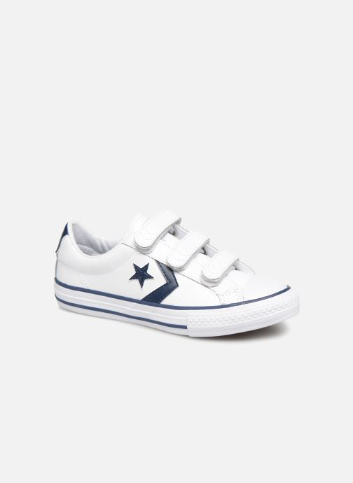 Sneakers Converse Star Player EV V Back To School Ox Wit detail
