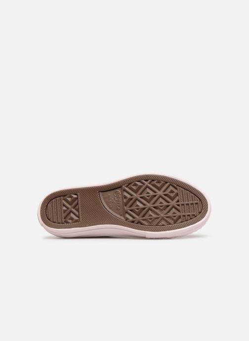 Sneakers Converse Chuck Taylor All Star Bold Chuck Taylor Womens Ox Rosa immagine dall'alto