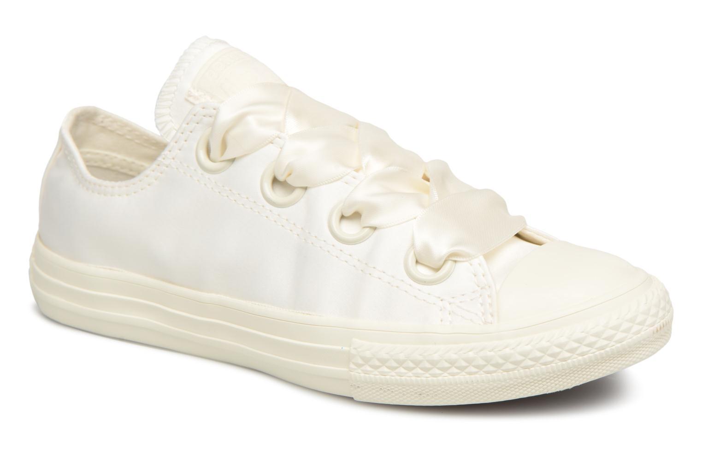 Sneakers Bambino Chuck Taylor All Star Big Eyelet Satin Mono Slip