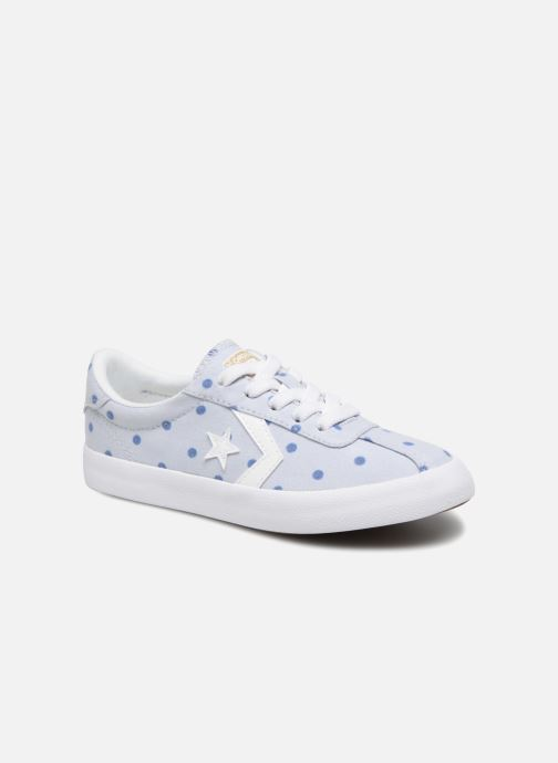 068828d4614 Trainers Converse Breakpoint Girls Polka Dot Ox Grey detailed view/ Pair  view