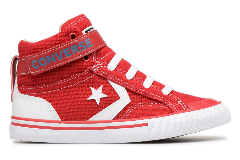 Sneaker Converse Pro Blaze Strap Summer Sport Textile Ox rot ansicht von hinten