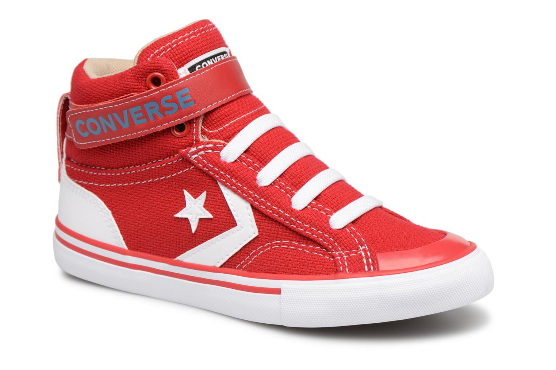 Sneaker Converse Pro Blaze Strap Summer Sport Textile Ox rot detaillierte ansicht/modell
