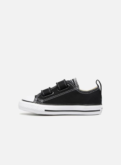 Sneaker Converse Chuck Taylor All Star V  Ox schwarz ansicht von vorne