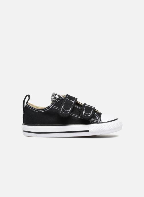 Sneaker Converse Chuck Taylor All Star V  Ox schwarz ansicht von hinten