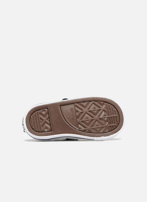 Sneaker Converse Chuck Taylor All Star V  Ox schwarz ansicht von oben