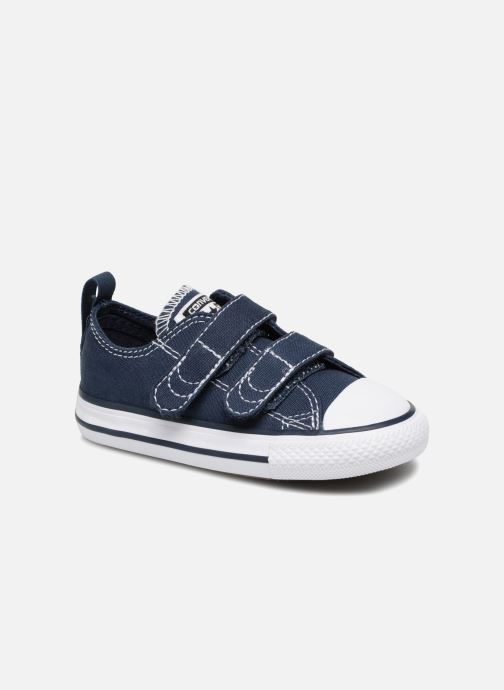 Sneakers Converse Chuck Taylor 2V Ox Blauw detail