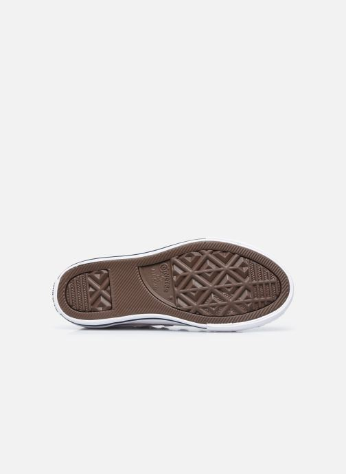 Sneaker Converse Chuck Taylor All Star  Ox weiß ansicht von oben