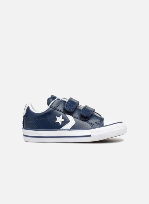 Sneakers Converse Star Player EV 2V Back To School Ox Blauw achterkant