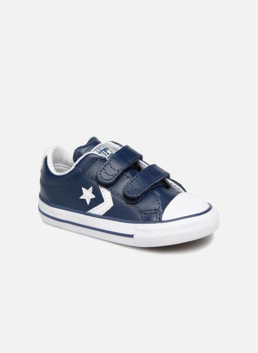 Sneakers Converse Star Player EV 2V Back To School Ox Azzurro vedi dettaglio/paio