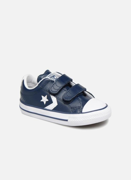 64a2dff8df28 Trainers Converse Star Player EV 2V Back To School Ox Blue detailed view   Pair view
