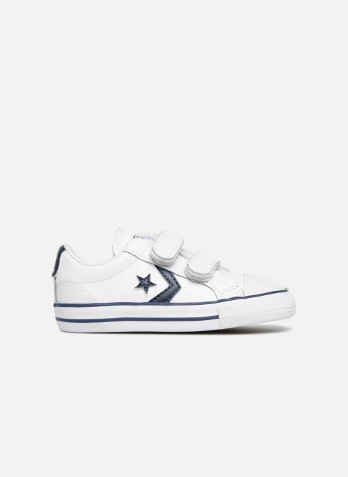 Sneakers Converse Star Player EV 2V Back To School Ox Wit achterkant