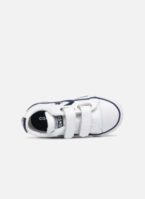 Trainers Converse Star Player EV 2V Back To School Ox White view from the left