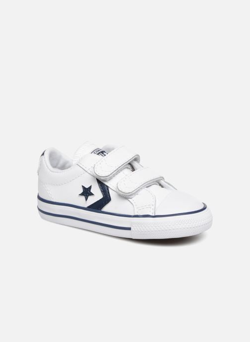 Trainers Converse Star Player EV 2V Back To School Ox White detailed view/ Pair view