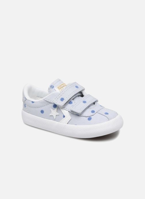 150762d066c Trainers Converse Breakpoint 2V Girls Polka Dot Ox Grey detailed view/ Pair  view