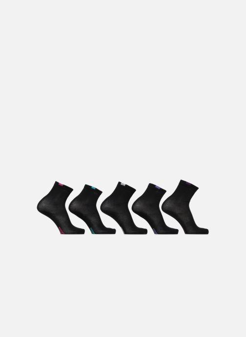 Chaussettes et collants Dim Chaussettes ECODIM W X5 Femme Noir vue détail/paire