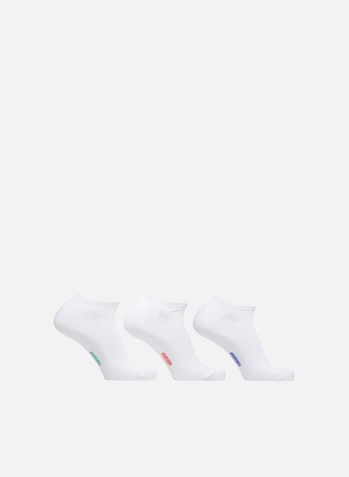 Calze e collant Dim Socquette courte coton x3 Bianco vedi dettaglio/paio