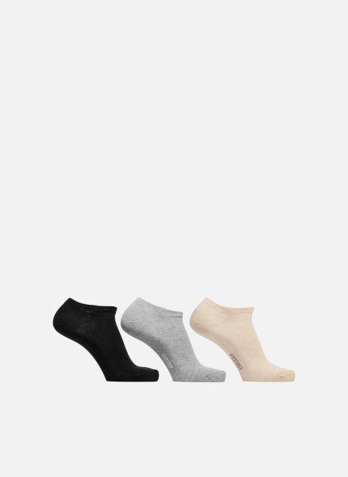 Socken & Strumpfhosen Dim Socquette courte coton x3 mehrfarbig detaillierte ansicht/modell