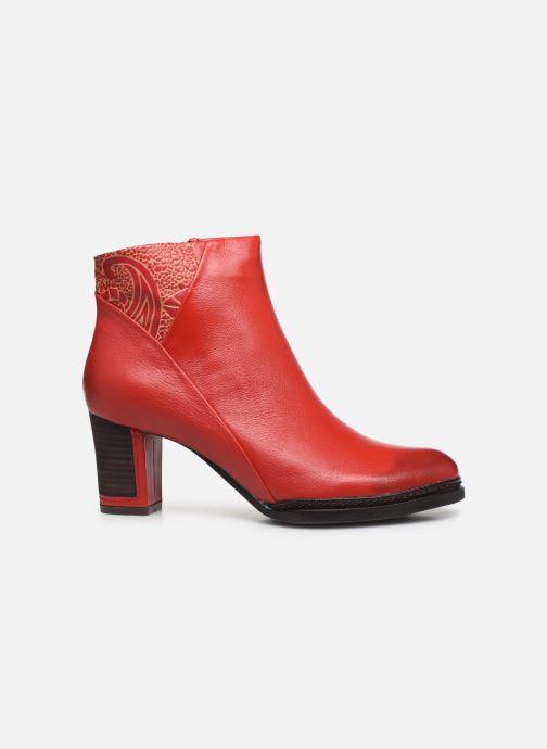 Bottines et boots Laura Vita Angela 12 Rouge vue derrière