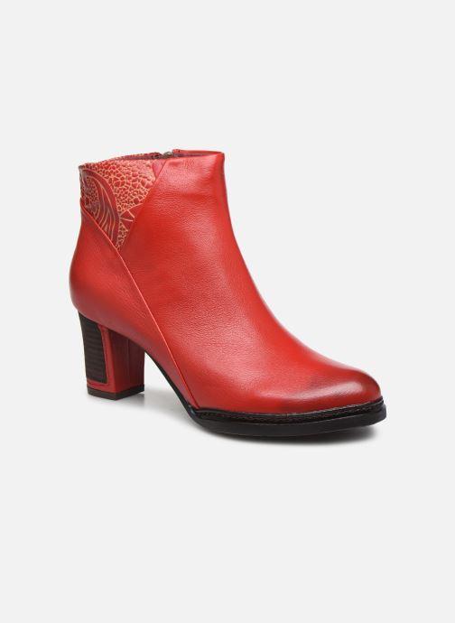 Bottines et boots Laura Vita Angela 12 Rouge vue détail/paire