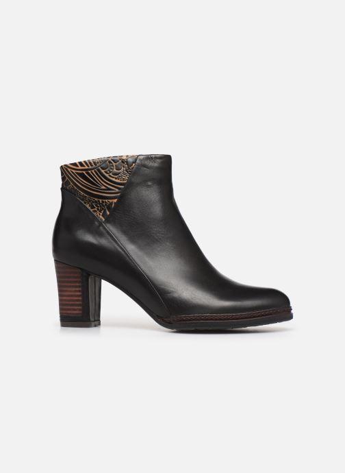 Bottines et boots Laura Vita Angela 12 Noir vue derrière