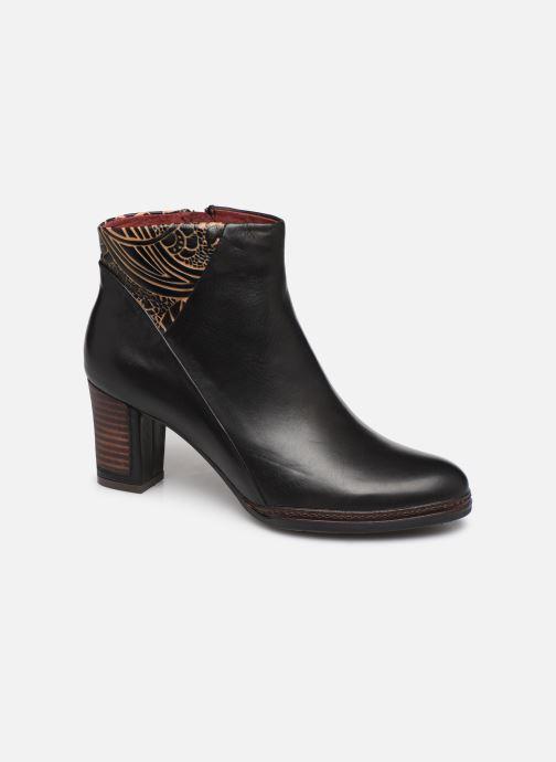 Bottines et boots Laura Vita Angela 12 Noir vue détail/paire