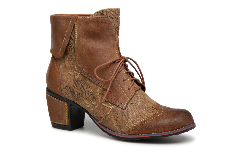 Nuevo zapatos (Marrón) Laura Vita CHRISTIE 01 (Marrón) zapatos - Botines  en Más cómodo 2e0024
