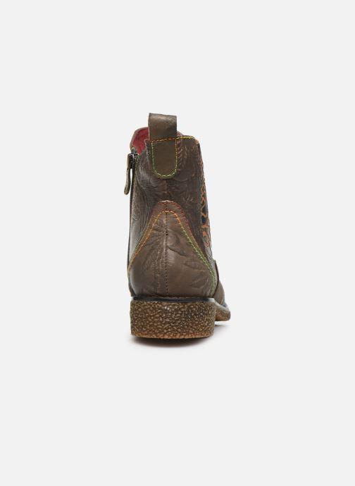 Bottines et boots Laura Vita Coralie 06 Multicolore vue droite