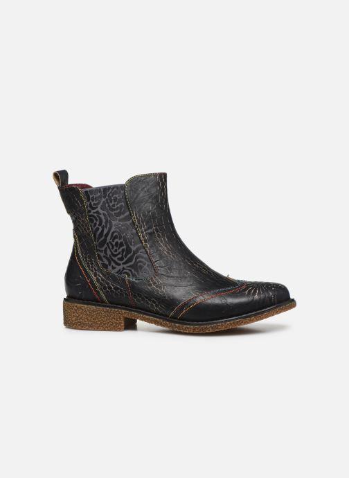 Bottines et boots Laura Vita Coralie 06 Noir vue derrière